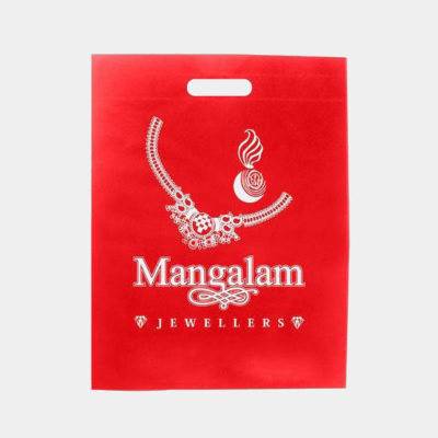 Single Color 60 GSM Bag with Printing